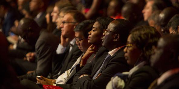 80% dos líderes empresariais entrevistados dizem que estão otimistas sobre a situação econômica de longo prazo da África