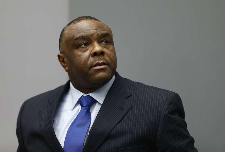 Le fils de Jeannot Saolona Bemba et opposant congolais Jean-Pierre Bemba