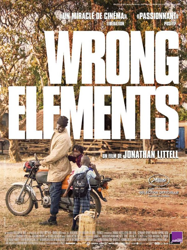 Wrong Elements, de Jonathan Littell, sorti le 22 mars