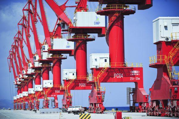 Avec la construction du port de Doraleh, les Chinois veulent sécuriser la «nouvelle route de la soie».