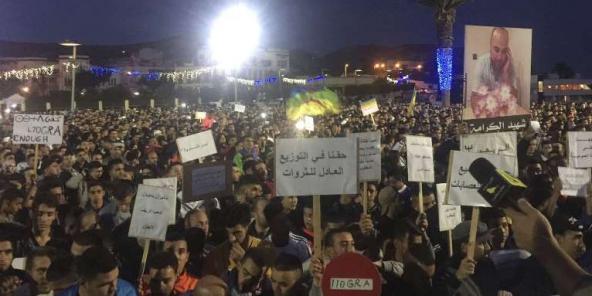 Défilé de ministres pour calmer la grogne à Al Hoceima