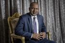 Alpha Barry, ministre des Affaires étrangères, de la Coopération et des Burkinabè de l'extérieur.