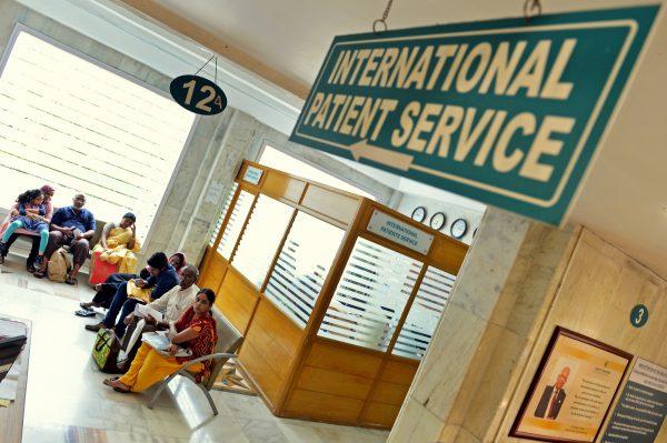 En Inde, le secteur du tourisme médical pèse 3milliards de dollars.