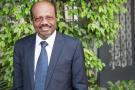 Emmanuel Golou, le président du Parti social-démocrate et du comité Afrique de l'Internationale socialiste au Bénin.