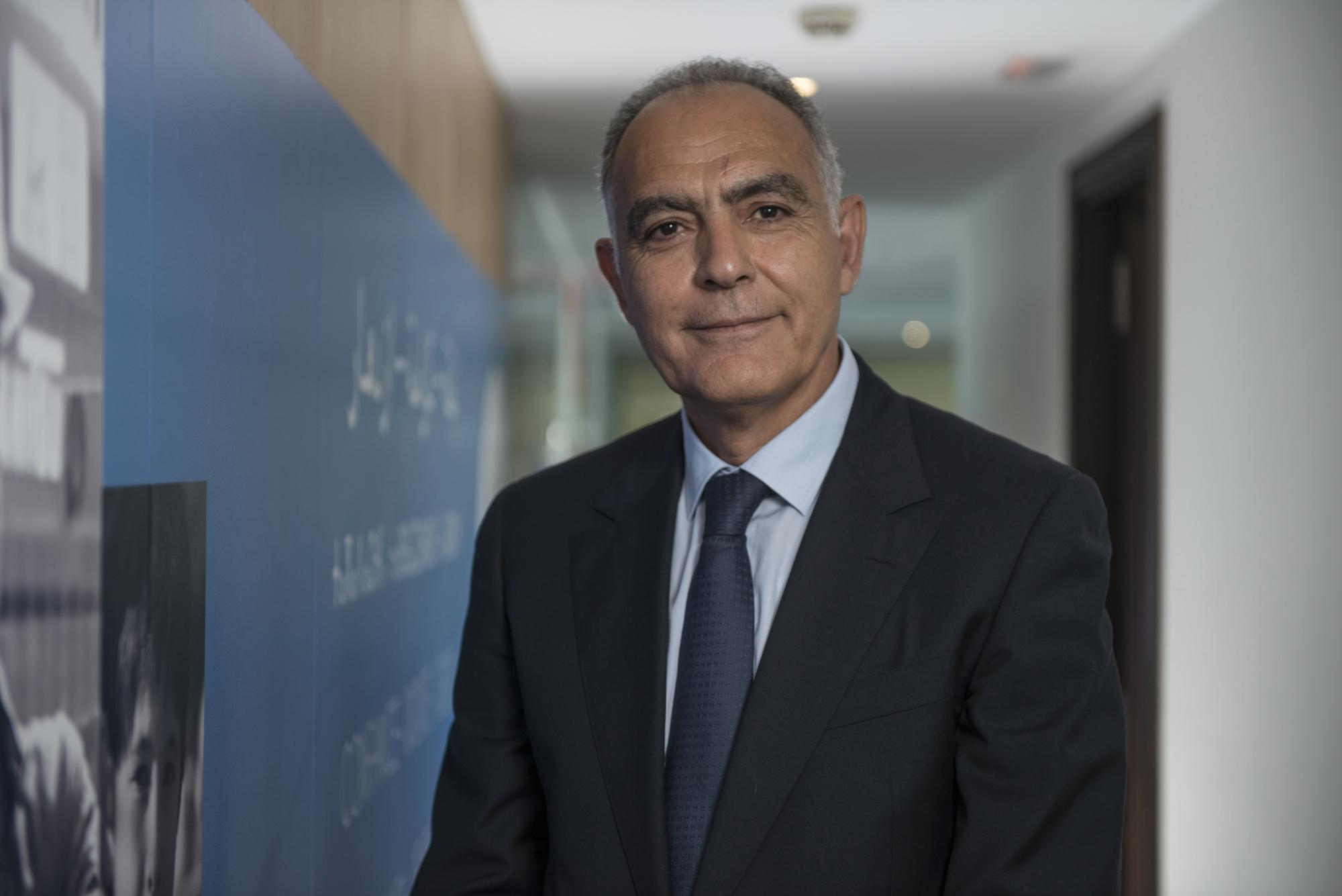 Salaheddine Mezouar, en 2013.