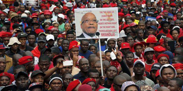 Afrique du Sud : le vote de défiance contre Jacob Zuma pourra se faire à bulletin secret