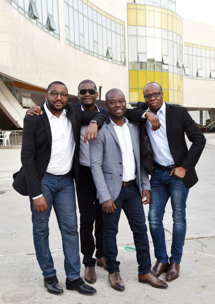 Le groupe Magic System