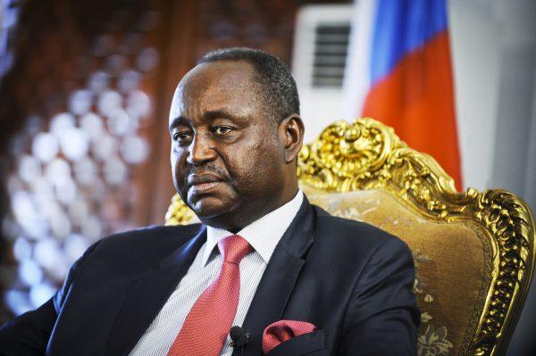 François Bozizé, ancien chef de l'État centrafricain de 2003 à 2013.