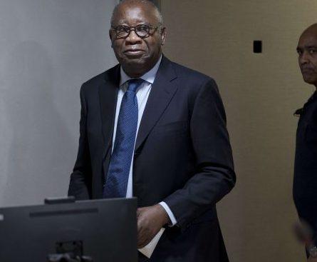 Laurent Gbagbo, un premier jour de son procès à la CPI, le 28 janvier 2016.