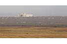 Dans les lointains faubourgs du Cap, la centrale nucléaire de Koeberg le 8 février 2012.