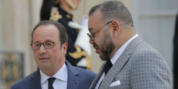 Mohammed vi rencontre obama