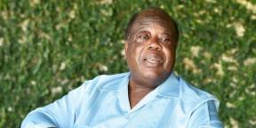 Charles Konan Banny, le 17avril, à Abidjan.