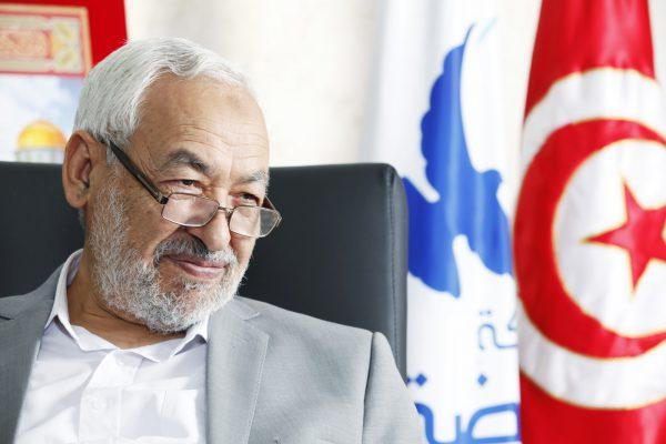 Le parti de Rached Ghannouchi s'oppose à la loi sur la réconciliation nationale.