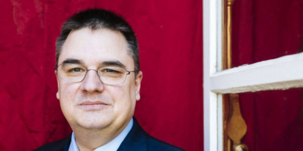 Cedric Lewandowski,  directeur de cabinet de Jean Yves Le Drian
