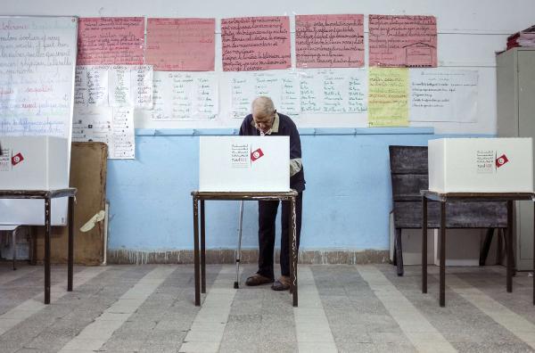 Les élections municipales tunisiennes ont eu lieu le 6 mai 2018.