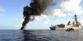 Une opération de lutte contre le piratage dans le golfe d'Aden, en mars 2010. (illustration)