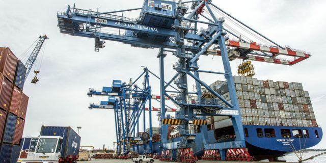 Côte d'Ivoire : trafic en hausse en 2018 pour le port d'Abidjan