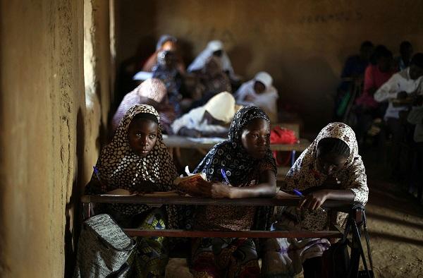 Des écolières à Gao, dans le nord du Mali, en 2013 (illustration).