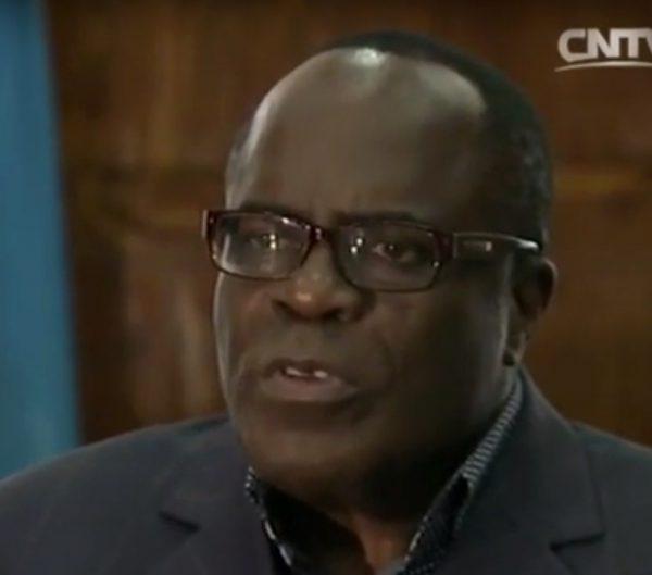 Édouard Mokolo wa Mpombo