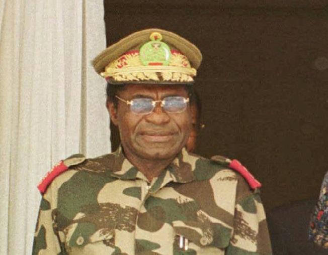 General Likulia Bolongo