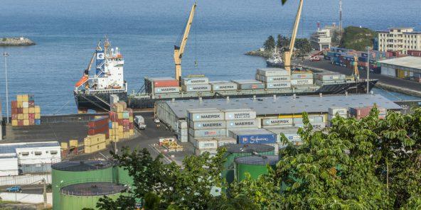 """Résultat de recherche d'images pour """"MSC, port de San Pedro, Côte d'Ivoire"""""""