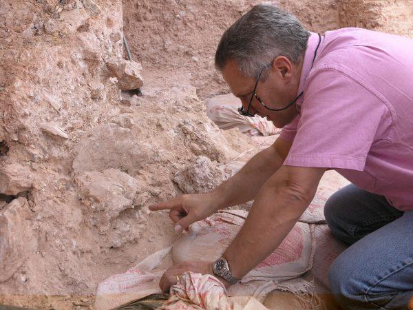 Jean-Jacques Hublin était le co-directeur des fouilles.