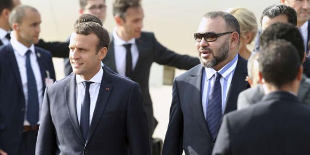 Maroc A Rabat Emmanuel Macron Et Mohammed Vi Celebrent Leur Amitie Nouvelle Jeune Afrique