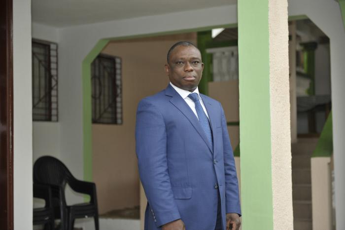 Kouadio Konan Bertin à Abidjan le 23 septembre 2013.