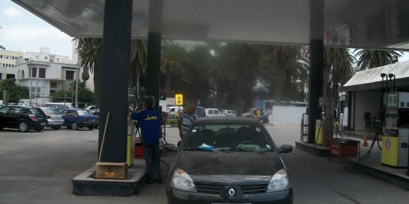 station essence temps réel