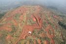 La mine de Simandou, en Guinée (photo d'illustration).