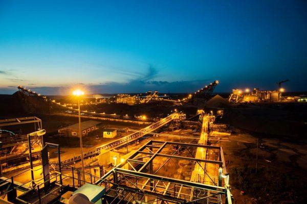 À Tongon (Nord), le britannique Randgold exploite le plus grand site industriel de Côte d'Ivoire.