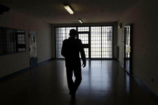 Un détenu dans une prison, en juin 2017 (image d'illustration).