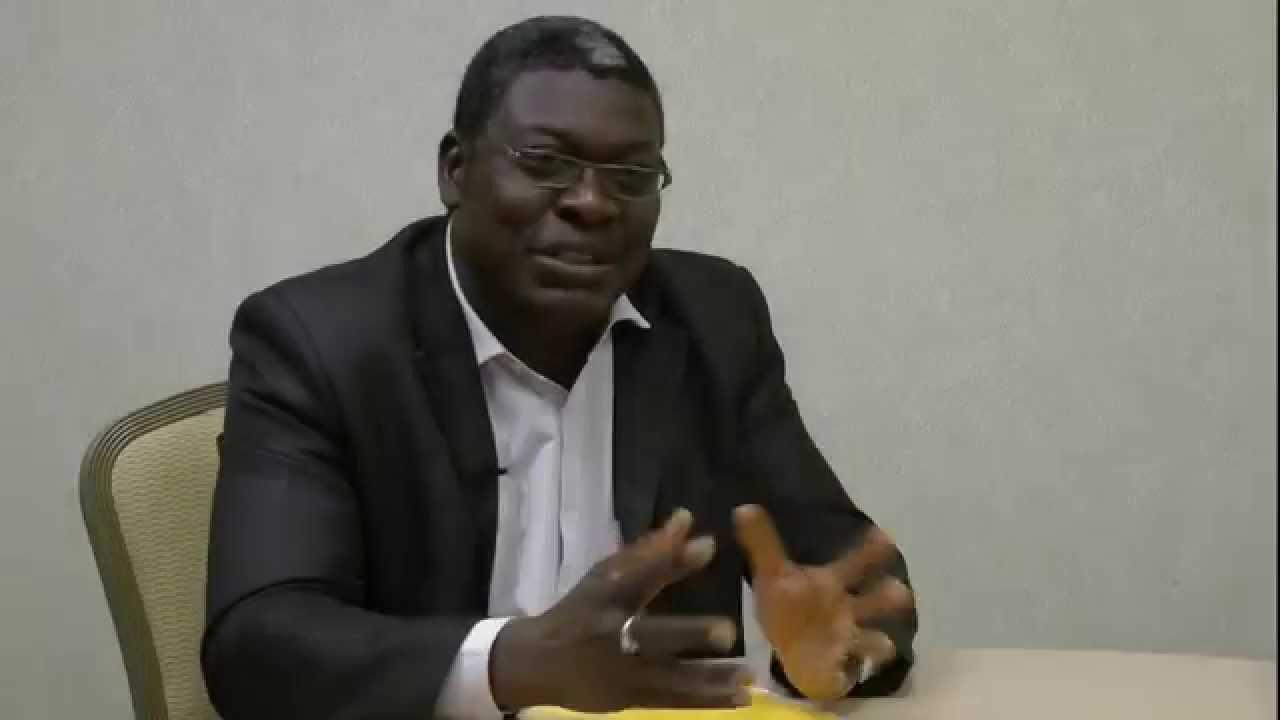 Jean-François Kobiané, démographe burkinabè de l'université de Ouagadougou.