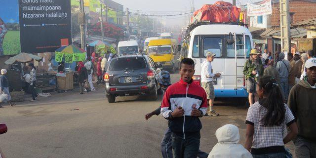 Madagascar : début d'une nouvelle manifestation contre le pouvoir