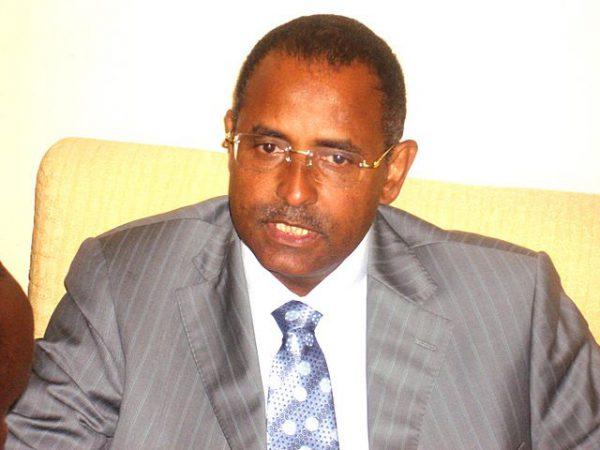 Patrick Achi, ex-ministre des infrastructures
