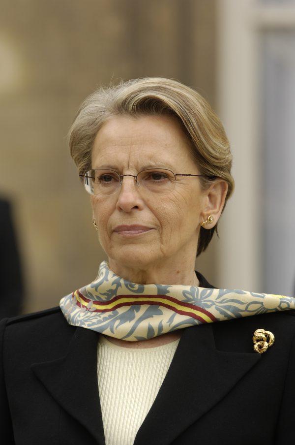 Michèle Alliot-Marie en 2006