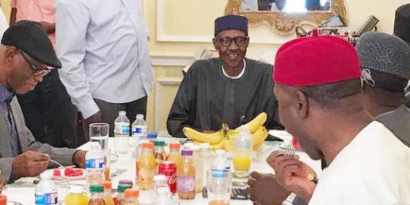 Rencontre nigeriane