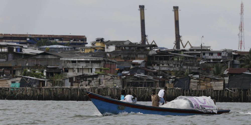Buenaventura est le plus grand port colombien sur le Pacifique, un point de passage important pour le trafic de cocaïne.