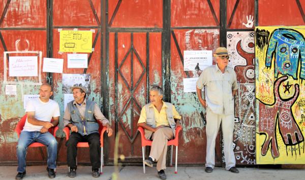 Le village Aït Ouabane a accueilli du 24 au 31 juillet la 14ème édition du festival itinérant Raconte-Arts.