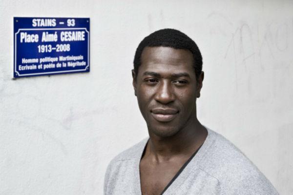 Jacky Ido, acteur et réalisateur, en septembre 2009.