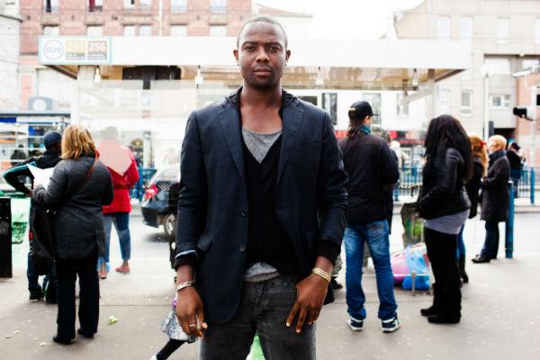 Le réalisateur franco-burkinabè Cédric Ido, le 15 octobre 2013.