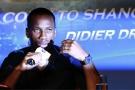 L'Ivoirien Didier Drogba est l'une des premières grandes stars du football à avoir évolué en Chine, à Shanghaï, où il était notamment accueilli en juillet 2012.