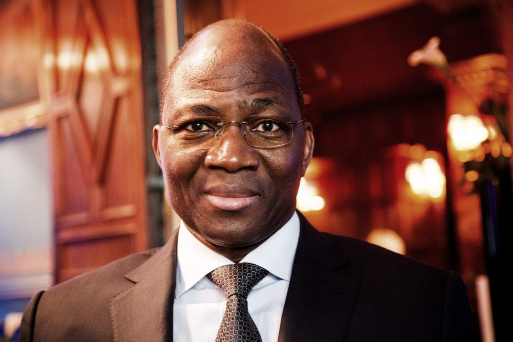 Djibrill Bassolé, l'ancien ministre burkinabè des Affaires étrangères (ici en 2015).