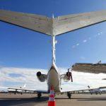 Des jets privés sur le tarmac de l'aéroport de Scottsdale, en Arizona (image d'illustration).