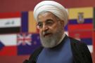 Le président iranien Hassan Rohani à Téhéran (Iran), le 3 juillet 2017.