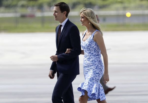 Le couple Ivanka-Jared à la manoeuvre