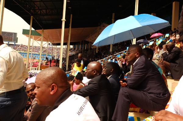 30 000 personnes ont assisté à la prestation de serment de Paul Kagamé vendredi 18 août 2017.