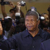 João Lourenço, président de l'Angola.