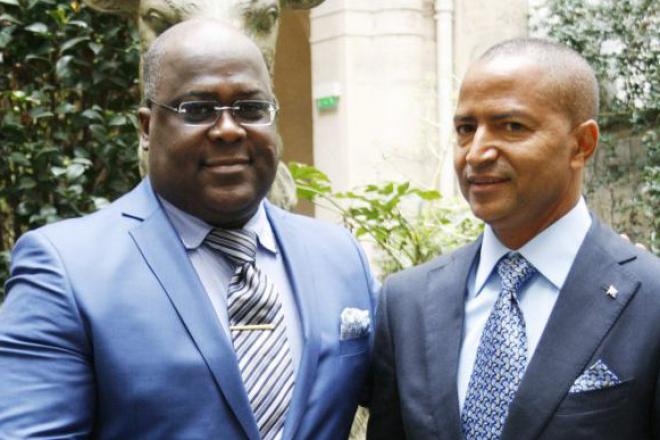 """RDC : Katumbi et Tshisekedi évoquent une """"candidature unique"""" à la présidentielle"""