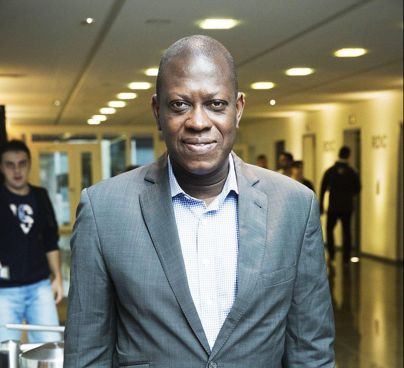 Kako Nubukpo (Togo), à Paris le 4 septembre 2015.